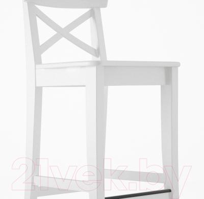 Стул барный Ikea Ингольф 103.605.01