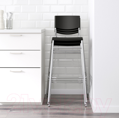 Стул барный Ikea Стиг 503.608.63