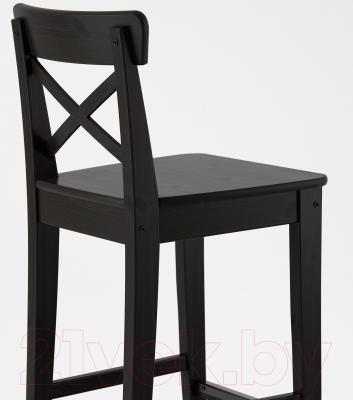 Стул барный Ikea Ингольф 503.605.04