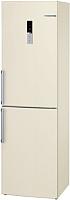 Холодильник с морозильником Bosch KGE39AK23R -