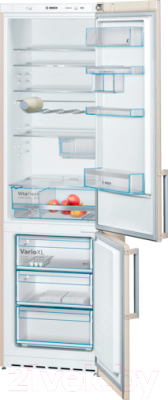 Холодильник с морозильником Bosch KGE39AK23R