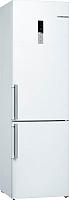 Холодильник с морозильником Bosch KGE39AW21R -