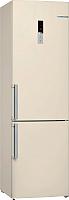 Холодильник с морозильником Bosch KGE39XK2OR -
