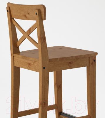 Стул барный Ikea Ингольф 703.605.03