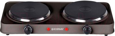 Электрическая настольная плита Endever Skyline EP-21B (черный)