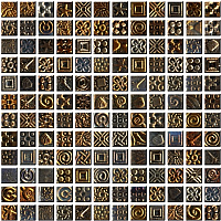 Мозаика Midas Glass Mosaic A-MGL08-XX-052 (300x300) -