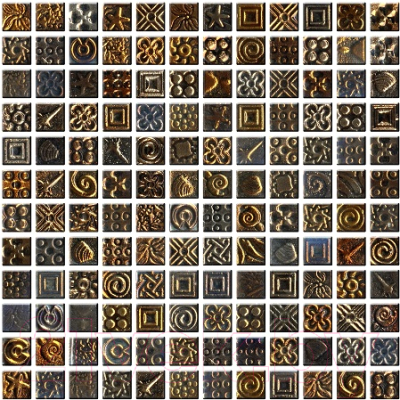 Мозаика Midas Glass Mosaic A-MGL08-XX-052 (300x300)