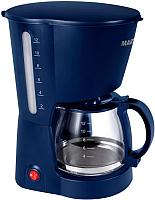 Капельная кофеварка Marta MT-2113 (синий сапфир) -