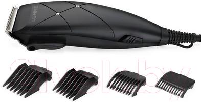 Машинка для стрижки волос Lumme LU-2508 (черный жемчуг)