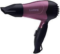 Компактный фен Lumme LU-1045 (фиолетовый чароит) -