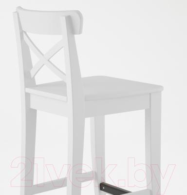 Стул барный Ikea Ингольф 903.605.02