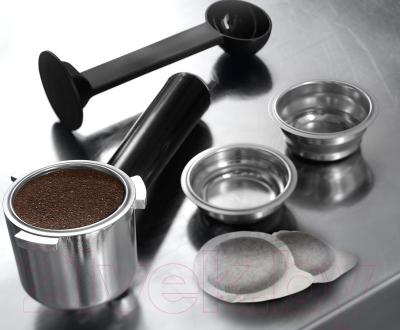 Кофеварка эспрессо DeLonghi Dedica EC685.R