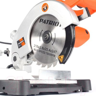 Торцовочная пила PATRIOT MS 210