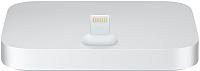 Док-станция для смартфона Apple iPhone Lightning Dock ML8J2ZM/A (серебристый) -