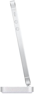 Док-станция для смартфона Apple iPhone Lightning Dock ML8J2ZM/A (серебристый)