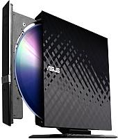 Привод DVD Multi Asus SDRW-08D2S-U (черный) -