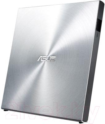 Привод DVD-RW Asus SDRW-08U5S-U (серебристый)