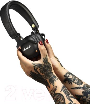 Наушники-гарнитура Marshall Mid Bluetooth (черный)