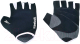 Перчатки для пауэрлифтинга Reebok RAEL-11133GR (S/M, серый) -