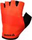 Перчатки для пауэрлифтинга Reebok RAGB-11234RD (S, красный) -