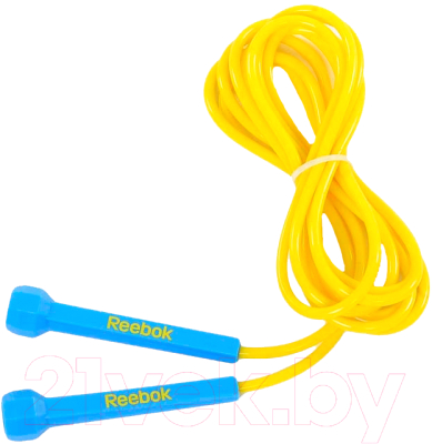 Скакалка Reebok RARP-11081CY (голубой)