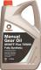 Трансмиссионное масло Comma API GL-4 75W90 / MVMTFP5L (5л) -