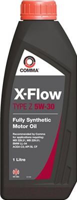 Моторное масло Comma X-Flow Type Z 5W30 / XFZ1L (1л)