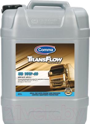 Моторное масло Comma Transflow UD 10W40 / TFUD20L (20л)