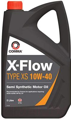 Моторное масло Comma X-Flow Type XS 10W40 / XFXS5L (5л)