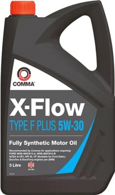 Моторное масло Comma X-Flow Type F Plus 5W30 / XFFP5L (5л)