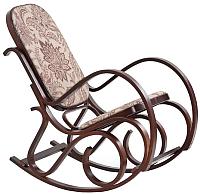 Кресло-качалка Halmar Max 2 (орех) -