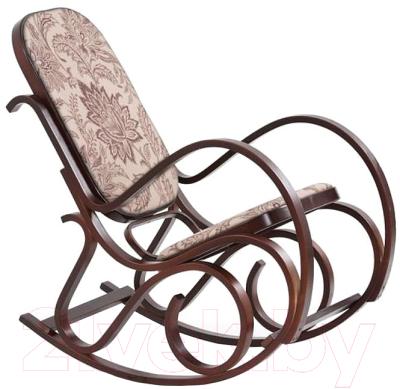 Кресло-качалка Halmar Max 2 (орех)