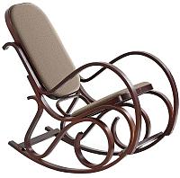 Кресло-качалка Halmar Max Bis Plus (орех) -