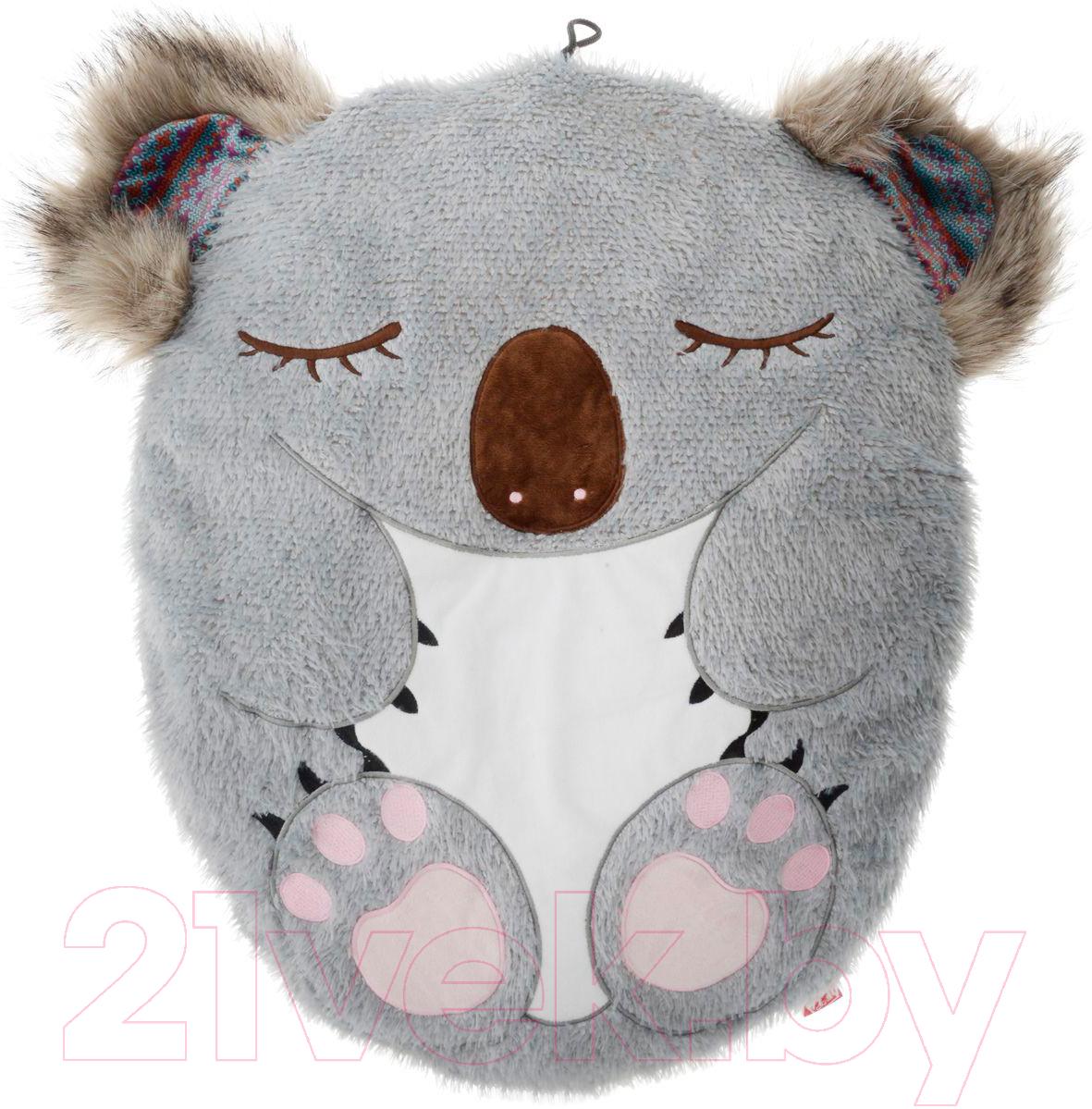 Купить Лежанка для животных Gigwi, Коала 75314 (серый), Китай