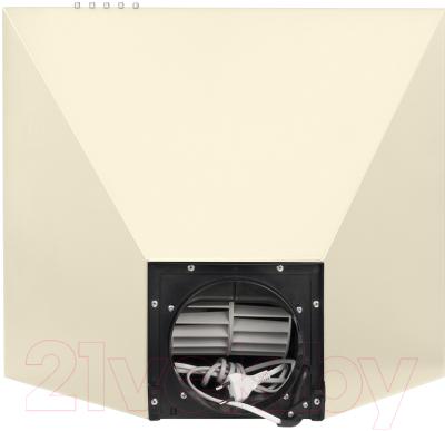 Вытяжка купольная Maunfeld Corsa Light (C) 50 (бежевый)