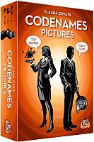 Настольная игра GaGa Кодовые имена. Картинки / Codenames -