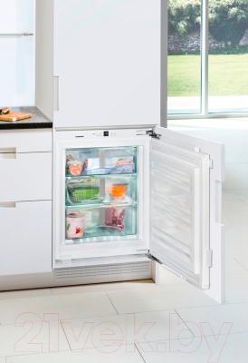 Встраиваемый морозильник Liebherr IG 1024