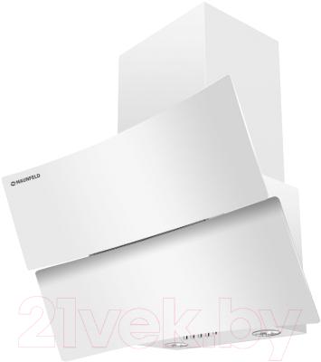 Вытяжка декоративная Maunfeld Plym Arca 60 (белый)