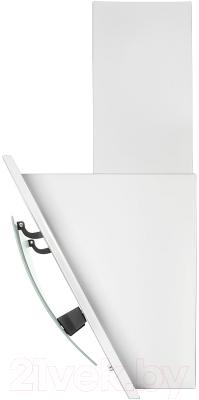 Вытяжка декоративная Maunfeld Tower Round 60 (белый)