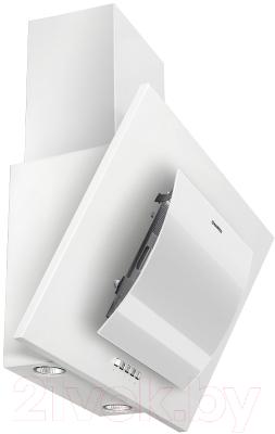 Вытяжка декоративная Maunfeld Tower Round 50 (белый)