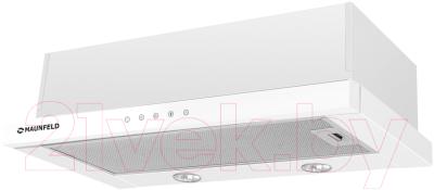 Вытяжка телескопическая Maunfeld VS Touch Glass 60 (белый)