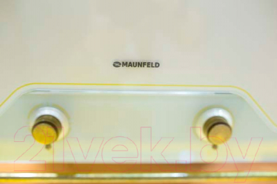Вытяжка декоративная Maunfeld Retro Quadr 60 (бежевый)