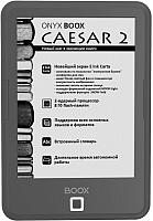 Электронная книга Onyx Boox Caesar 2 (серый) -