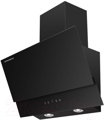 Вытяжка декоративная Maunfeld Plym Touch 60 (черный)