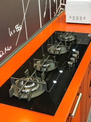 Газовая варочная панель Maunfeld MGHG.124.20B