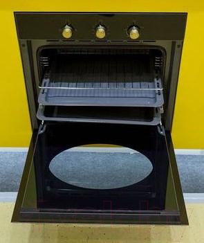 Газовый духовой шкаф Maunfeld MGOGG 673RBG TM