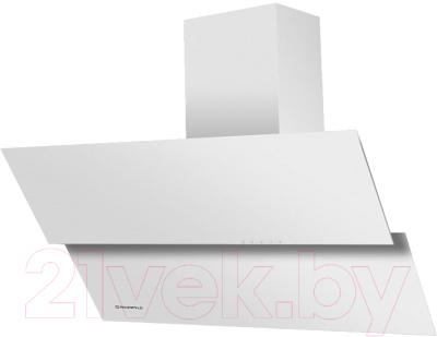 Вытяжка декоративная Maunfeld Plym Light 90 (белый)