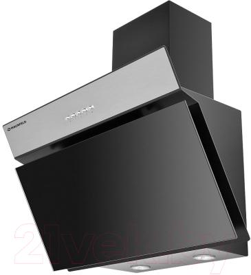 Вытяжка декоративная Maunfeld MZR 60 (черный)