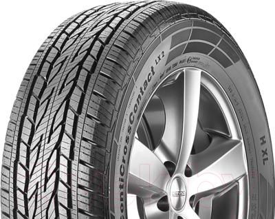 Летняя шина Continental ContiCrossContact LX2 285/60R18 116V