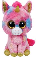 Мягкая игрушка TY Beanie Boo's. Единорог Fantasia / 36158 -